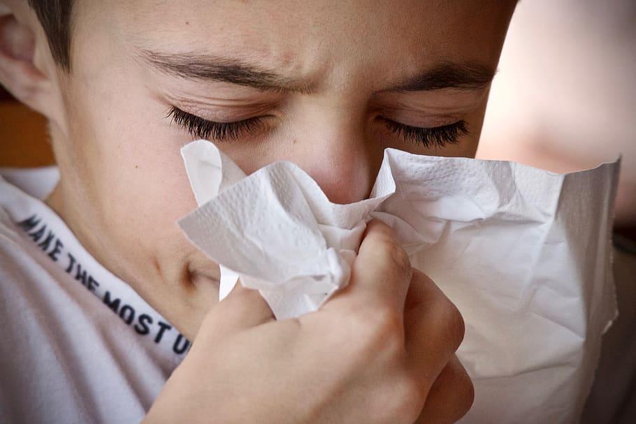 Remèdes naturels contre les allergies respiratoires